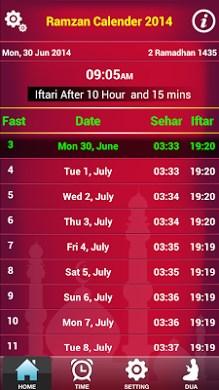 Ramadan 2014 & PrayerTime-2