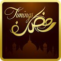 Ramadan Timings Calendar 2014