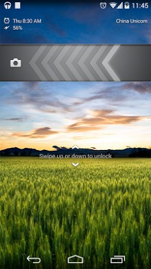 Xperia Z Lockscreen