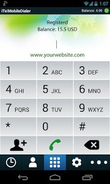 iTel Mobile Dialer Express