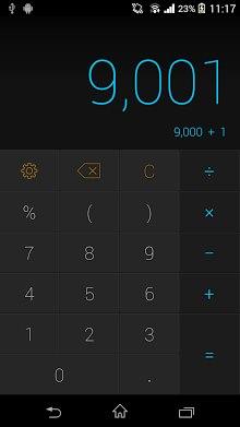 CALCU – The Ultimate Calculator