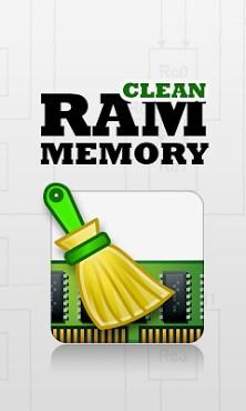 Clean RAM Memory