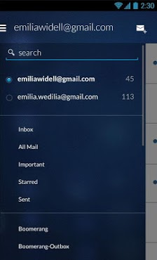 Email App for Gmail & Exchange