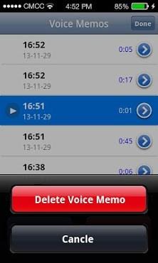 Espier Voice Memos-2