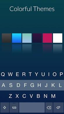 Fleksy Keyboard Free + Emoji - Trial-1