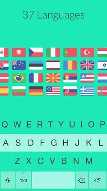 Fleksy Keyboard Free + Emoji - Trial-2