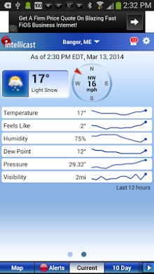 Intellicast Weather-2