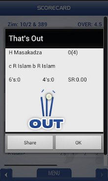 Live Cricket Scores & News