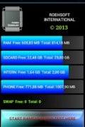 MemoryInfo & Swapfile Check