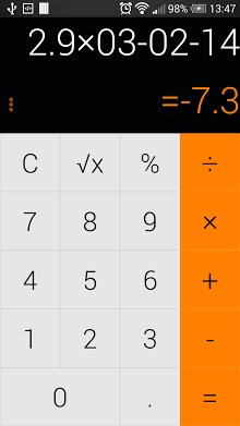 Modern Calculator-1