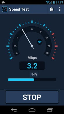 Speed Test-1