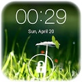 Spring Live Wallpaper Lock