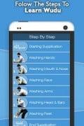 Step By Step Wudu