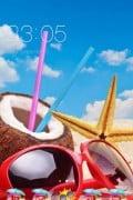 Summer Season Clauncher Theme