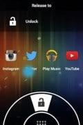 Swipe Lock Screen Launcher