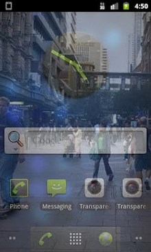 Transparent Screen App-1