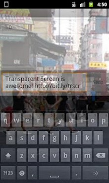Transparent Screen App-2