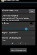 Whistle & Find – Phone Finder