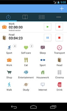aTimeLogger - Time Tracker-1