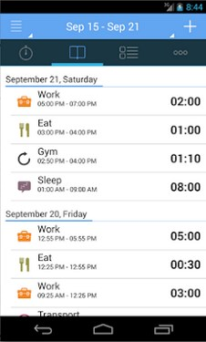aTimeLogger - Time Tracker-2