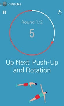 7 Minute Workout App-2