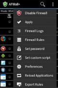 AFWall+ (Android Firewall +)