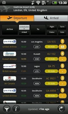 Airline Flight Status Tracking-1
