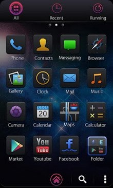 Andy GO Launcher Theme-2