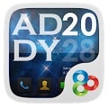 Andy GO Launcher Theme
