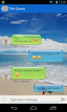 facebook chat for mobile android