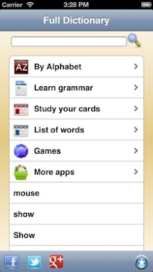 English Dictionary App - Offline-1