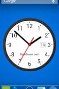 Light Analog Clock LW-7