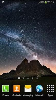 Night Sky Live Wallpaper-1