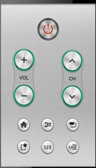 Remote-Control-for-TV-App