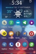Roundy APEX – NOVA – ADW Theme