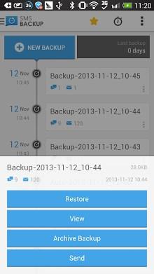 SMS Backup & Restore (Kitkat)-1