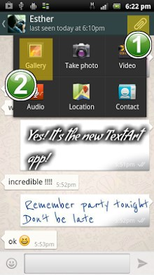 TextArt - Text creator & share-2