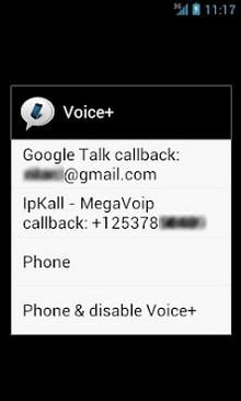 Voice+ (Google Voice callback)-1
