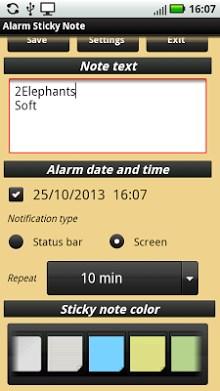 Alarm Sticky Note (reminder)-1
