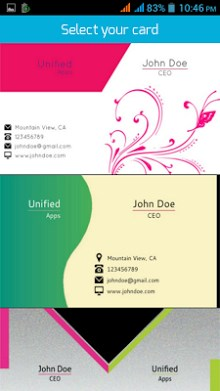 Business Card Maker-1