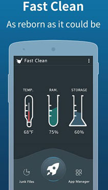 Fast Clean – Speed Up&Boost