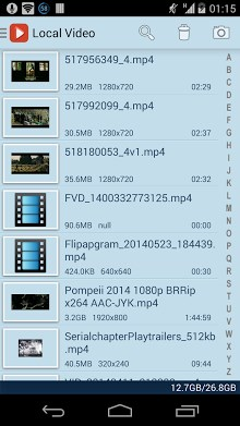 Media Player Android-1