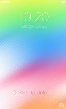 OS 8 Lock Screen-2
