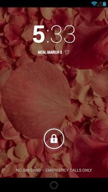 Petals 3D live wallpaper-2