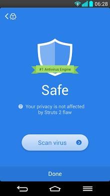 Struts 2 Web Server Scanner-2