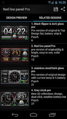 Thousand Clock Widgets-1