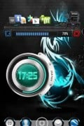 Zenith Next Launcher Theme