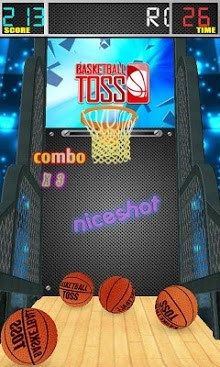 BasketBall Toss-1