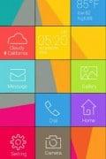 Cube GO Launcher Live Theme