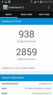 Geekbench 3-1